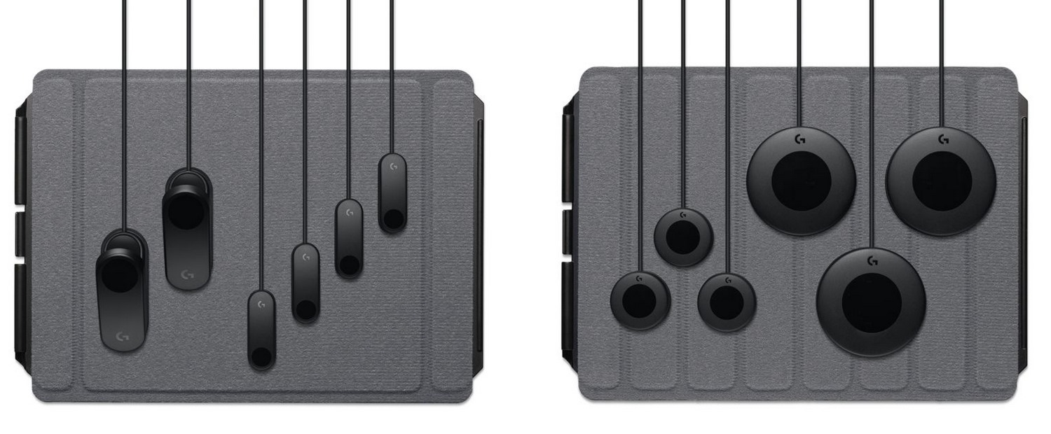 Logitech accessory kit makes the Xbox Adaptive Controller even more accessible – TechCrunch 2
