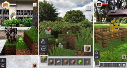 Minecraft Earth Is Live So Get Tapping Techcrunch