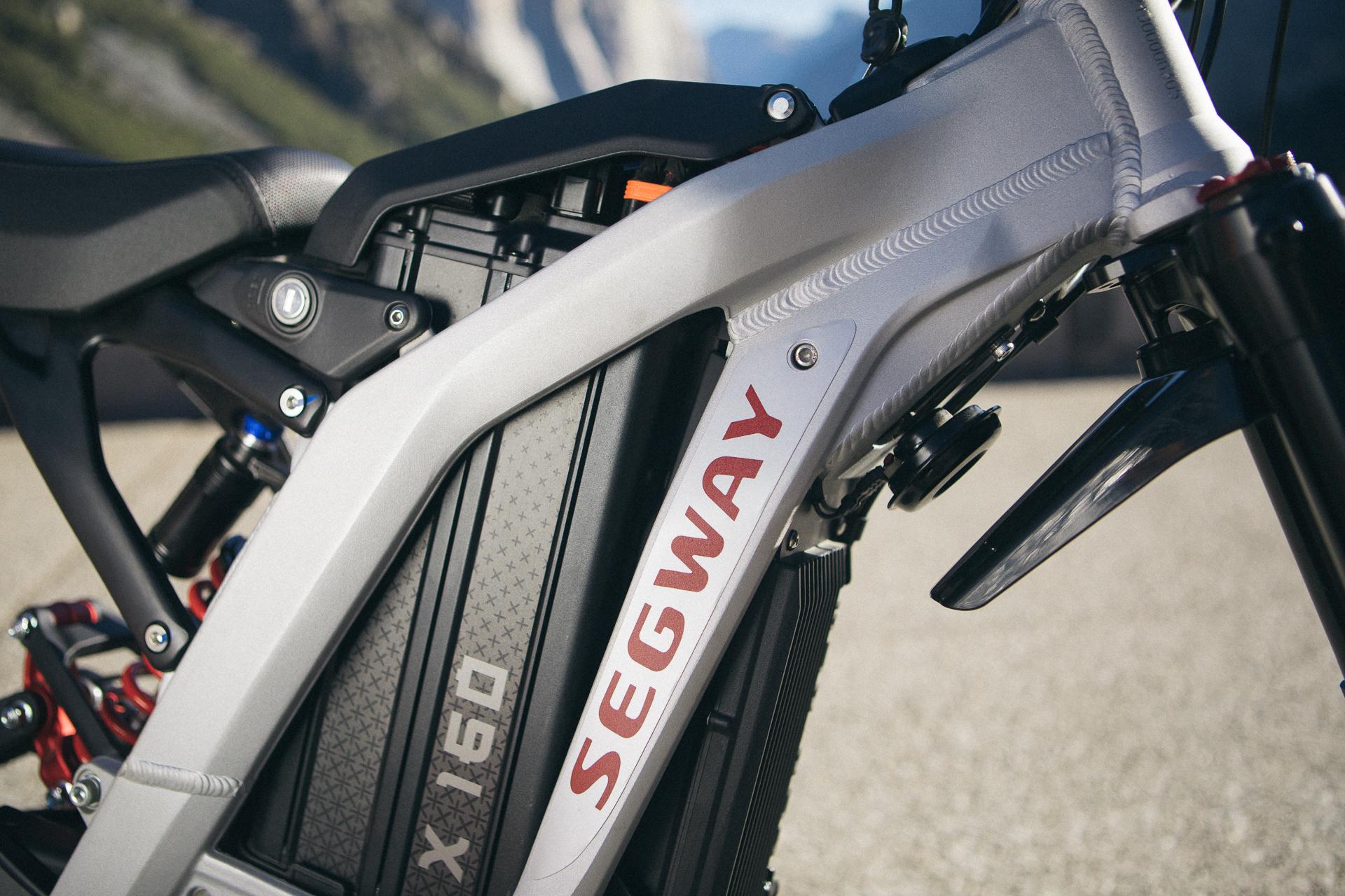 Segway-Ninebot now has an electric dirt bike | TechCrunch