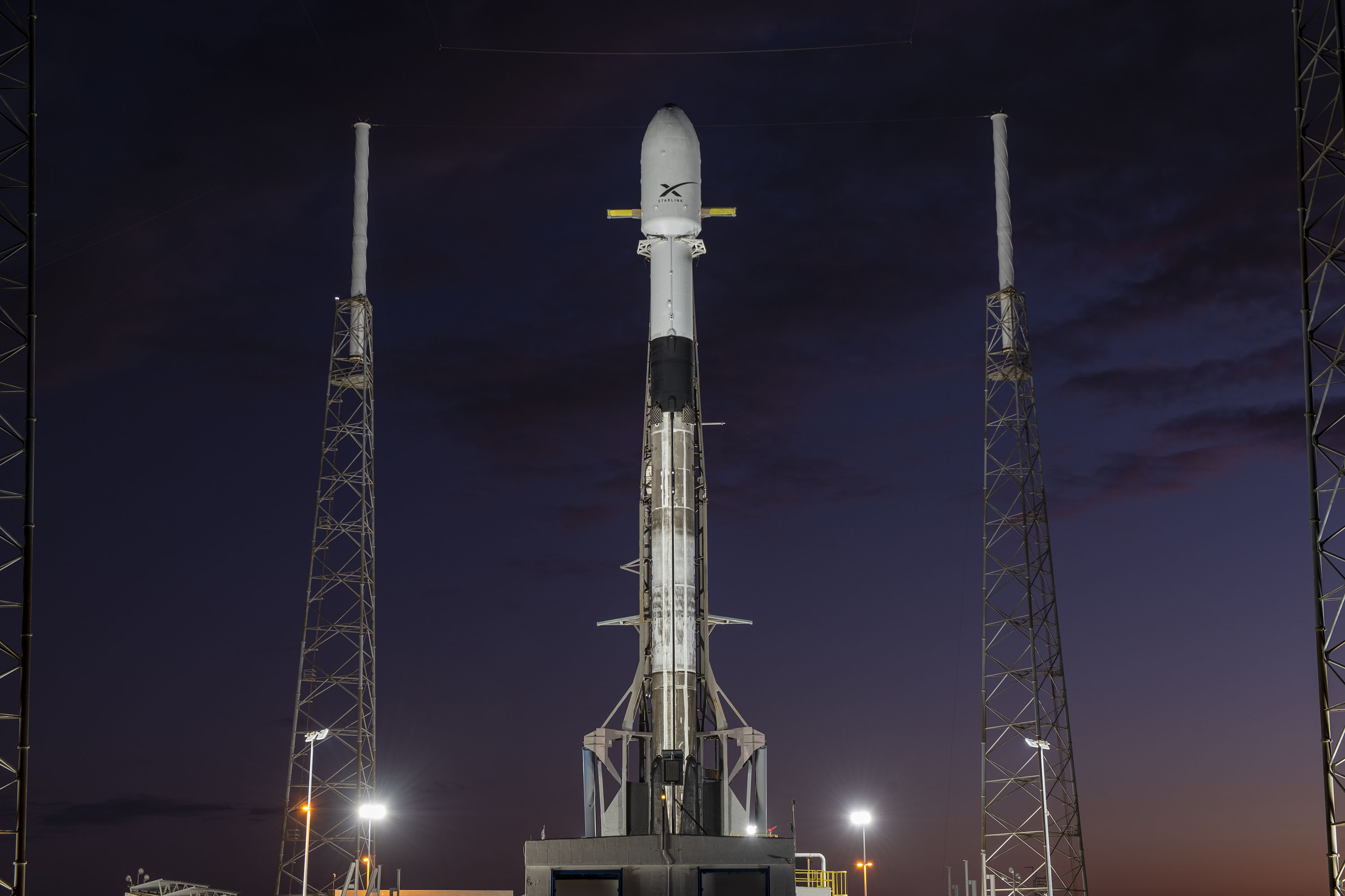 Watch: SpaceX Rocket Launches With 60 Starlink Satellites