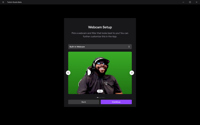 Twitch publicly launches its free broadcasting software, Twitch Studio