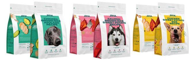 Jinx  Les anciens cadres de Casper construisent une start-up spécialisée dans les aliments pour chiens, appelée Jinx unnamed