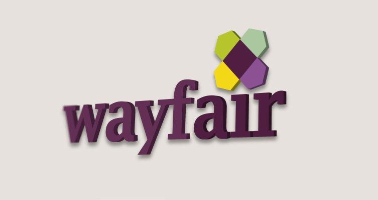 Wayfair logo tilt1