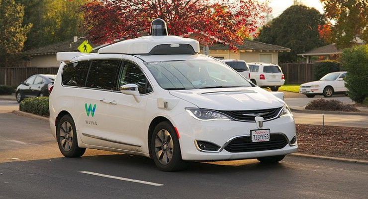 Daily Crunch: Waymo raises $2.5B