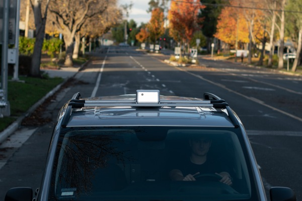 Aeva snags VW investment with smaller, longer range lidar