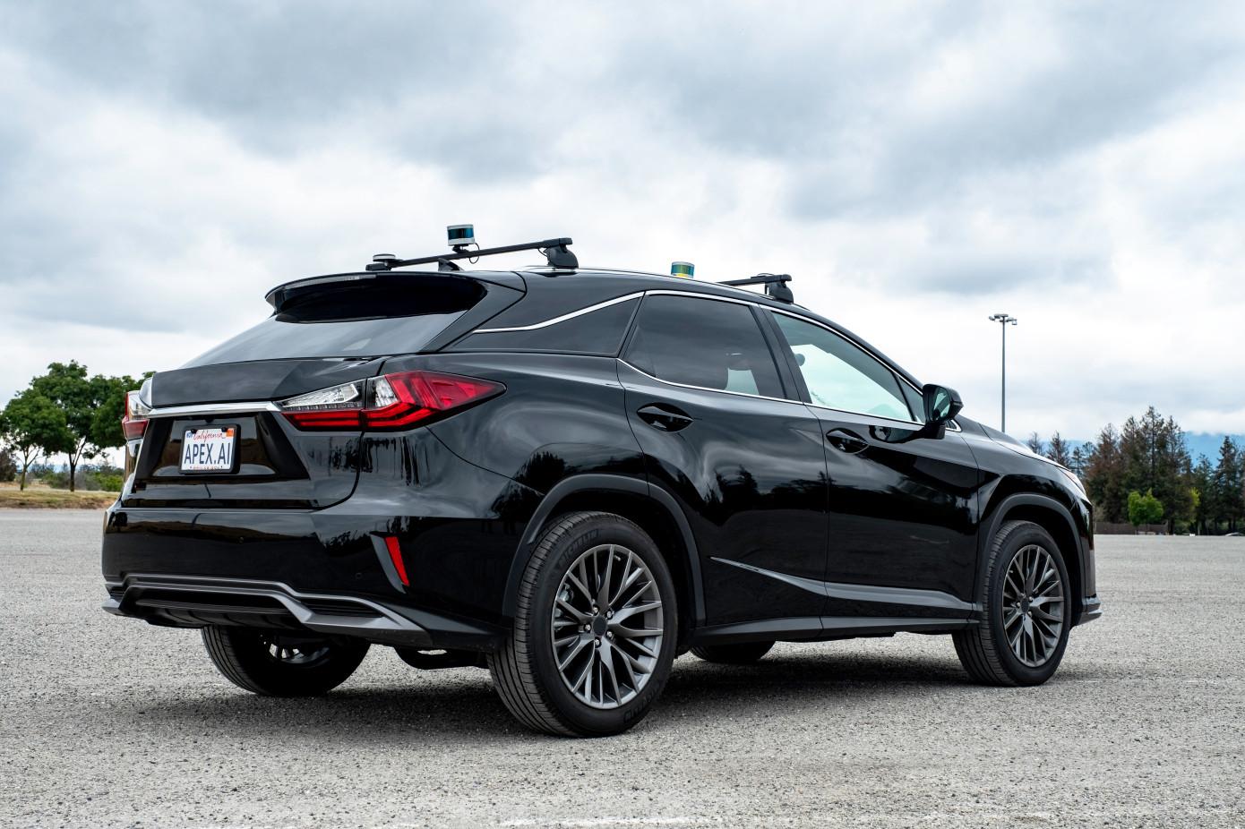 Apex.AI Wagen