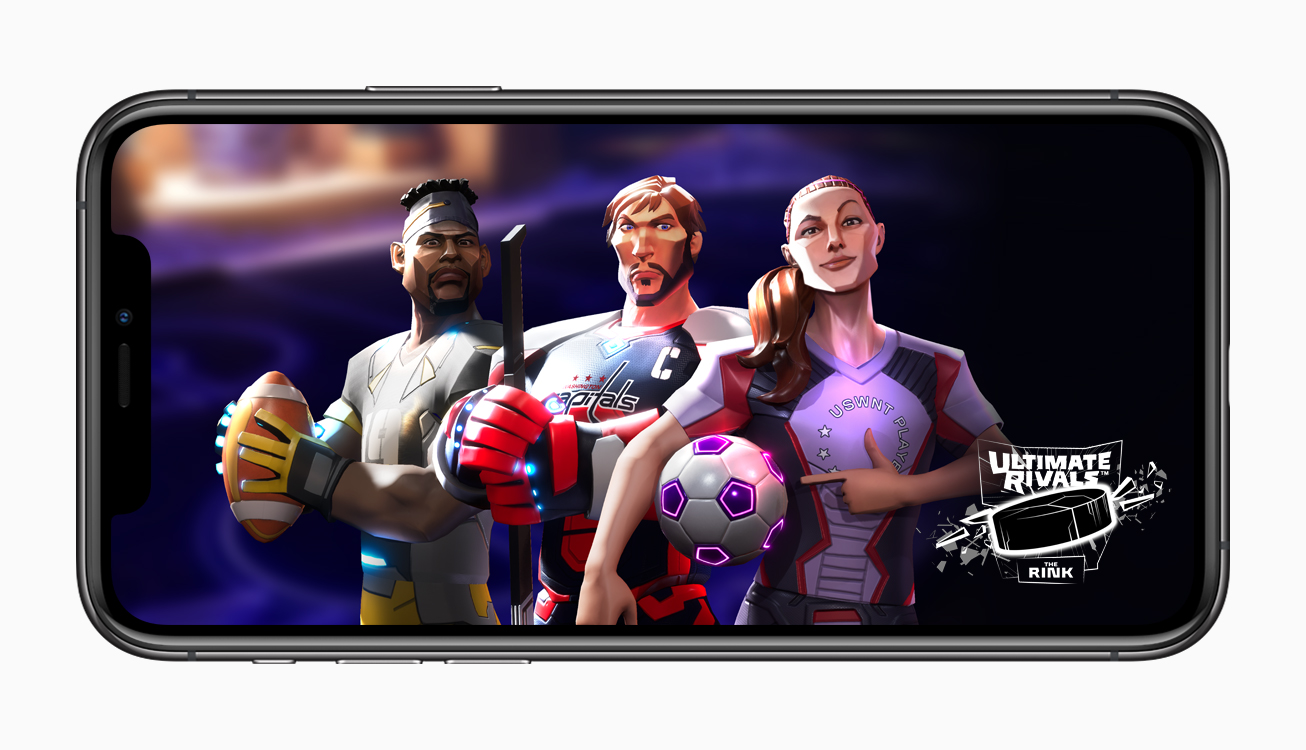 'Ultimate Rivals' series comes to Apple Arcade