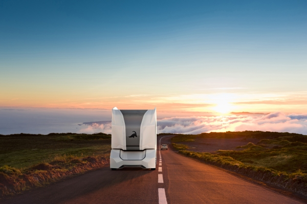 News post image: Einride to launch commercial pilot of driverless electric pods with Coca-Cola European Partners – TechCrunch