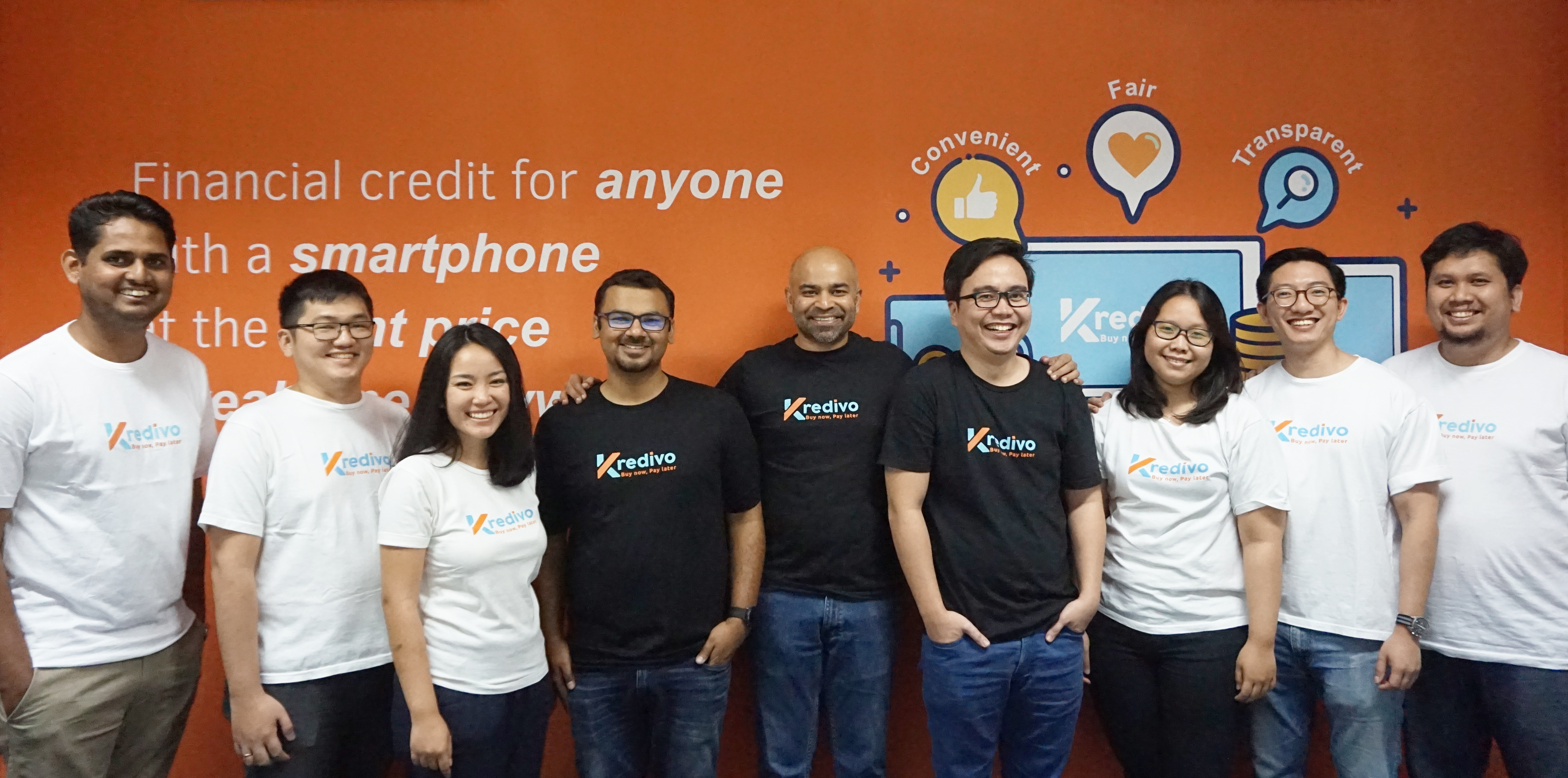 Kredivo's parent firm FinAccel raises M to expand its credit lending platform in Southeast Asia