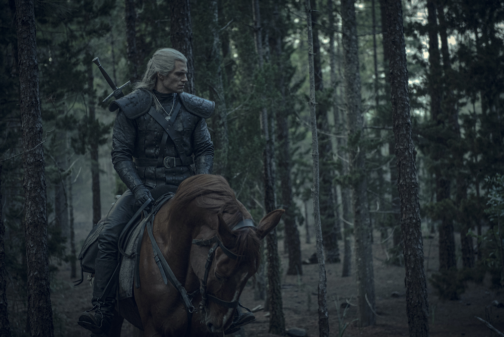 The Witcher 3 hugely popular on Steam after Netflix show
