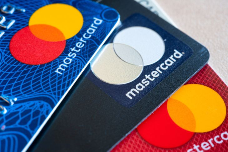 Trading Mastercard