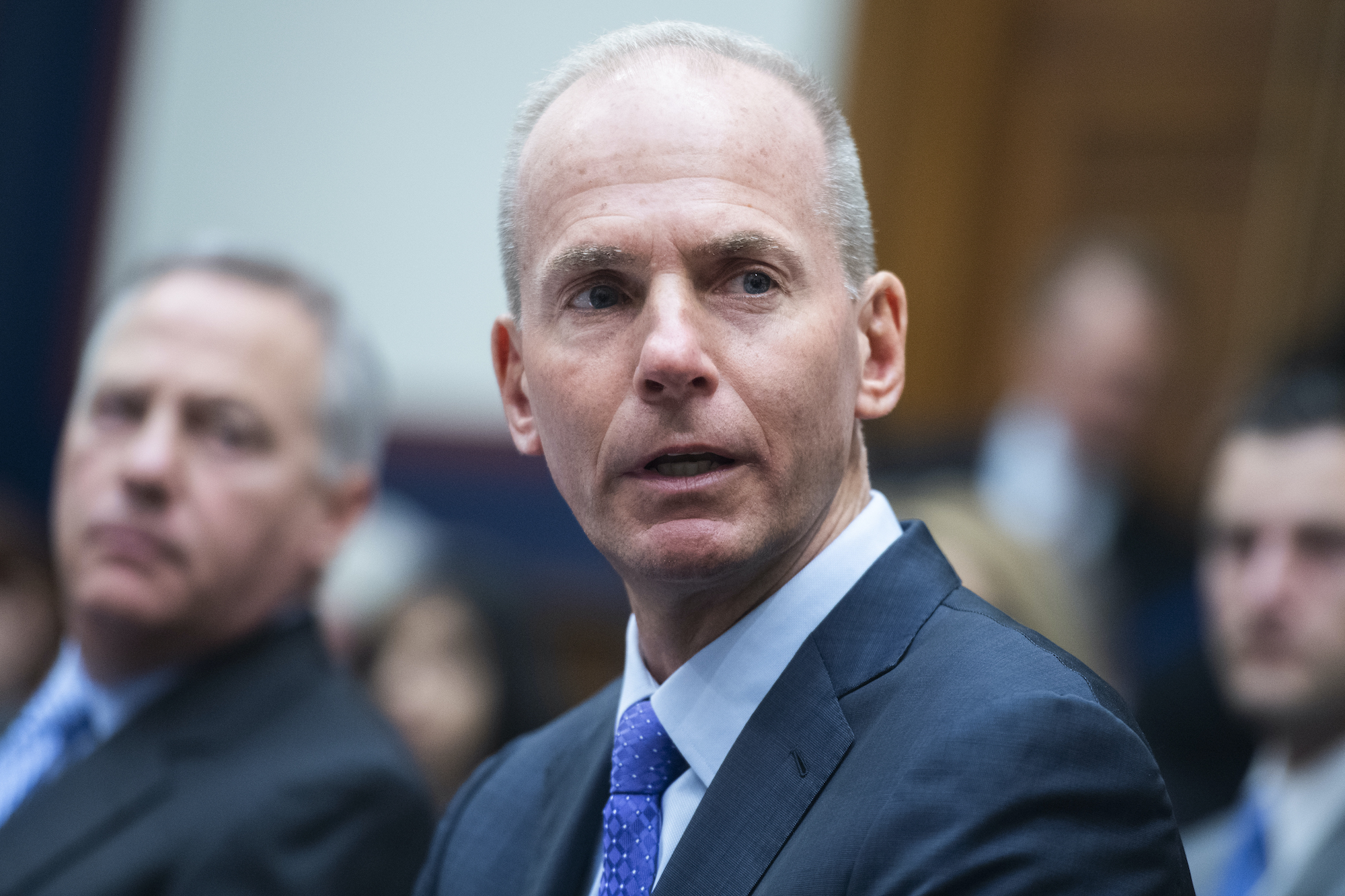 Boeing CEO Dennis Muilenburg to step down immediately