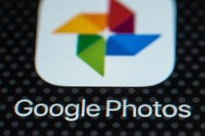 Google Photos app icon