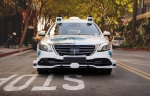 Mercedes-Benz Bosch autonomous vehicle