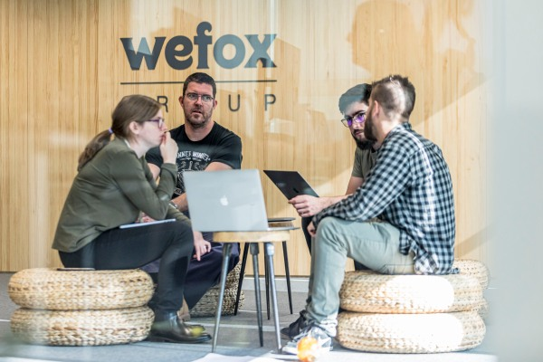 Berlin-based insurance tech <b>startup</b> Wefox Group adds $110M to the $125M Series B it raised in March;...