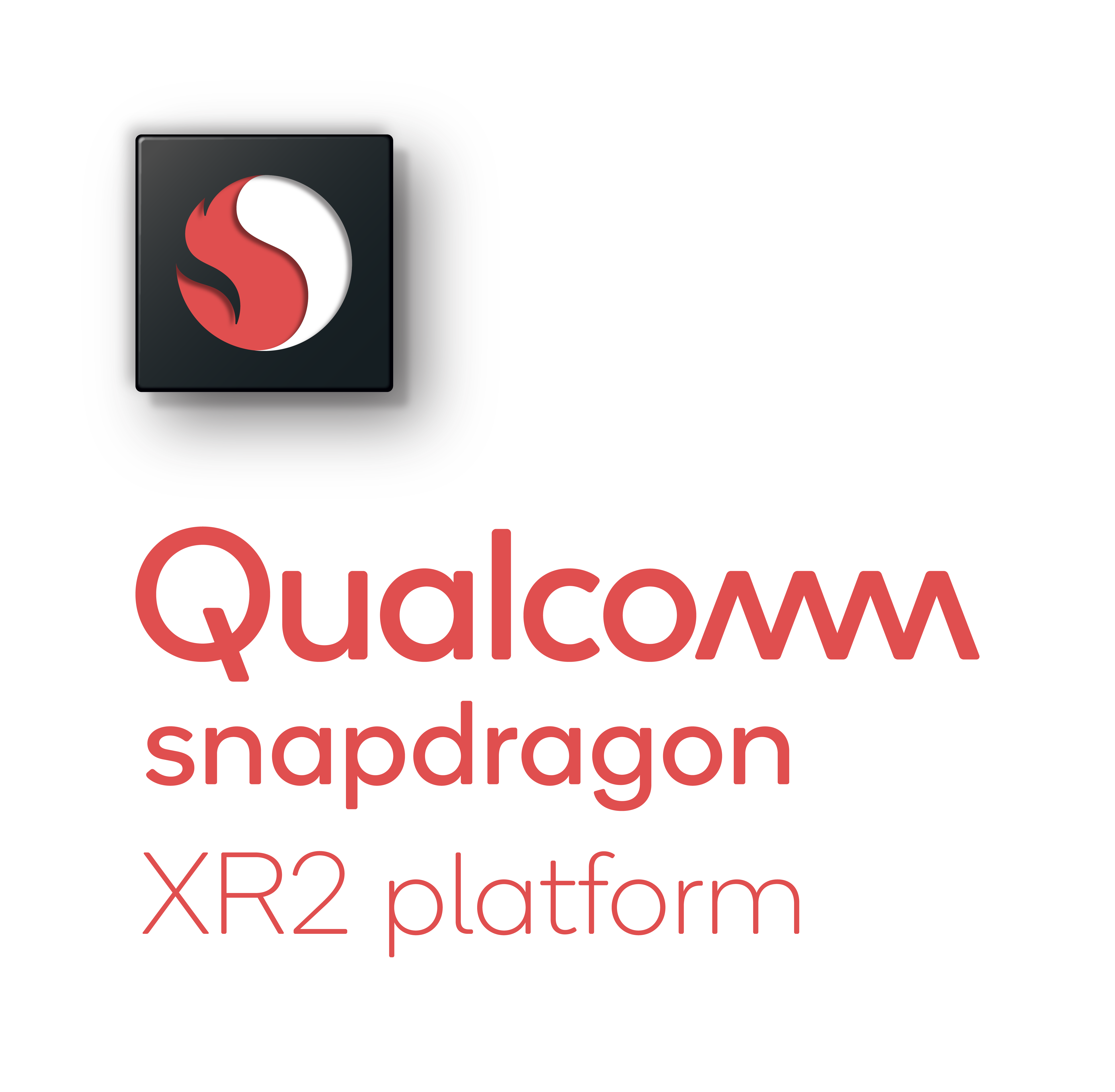 Qualcomm launches the XR2 platform for 5G-connected AR and ... Qualcomm Snapdragon Logo Png