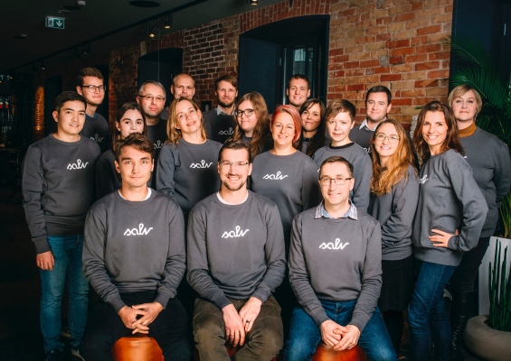 Salv, the anti-money laundering startup founded by ex-TransferWise employees, picks up $2M seed thumbnail