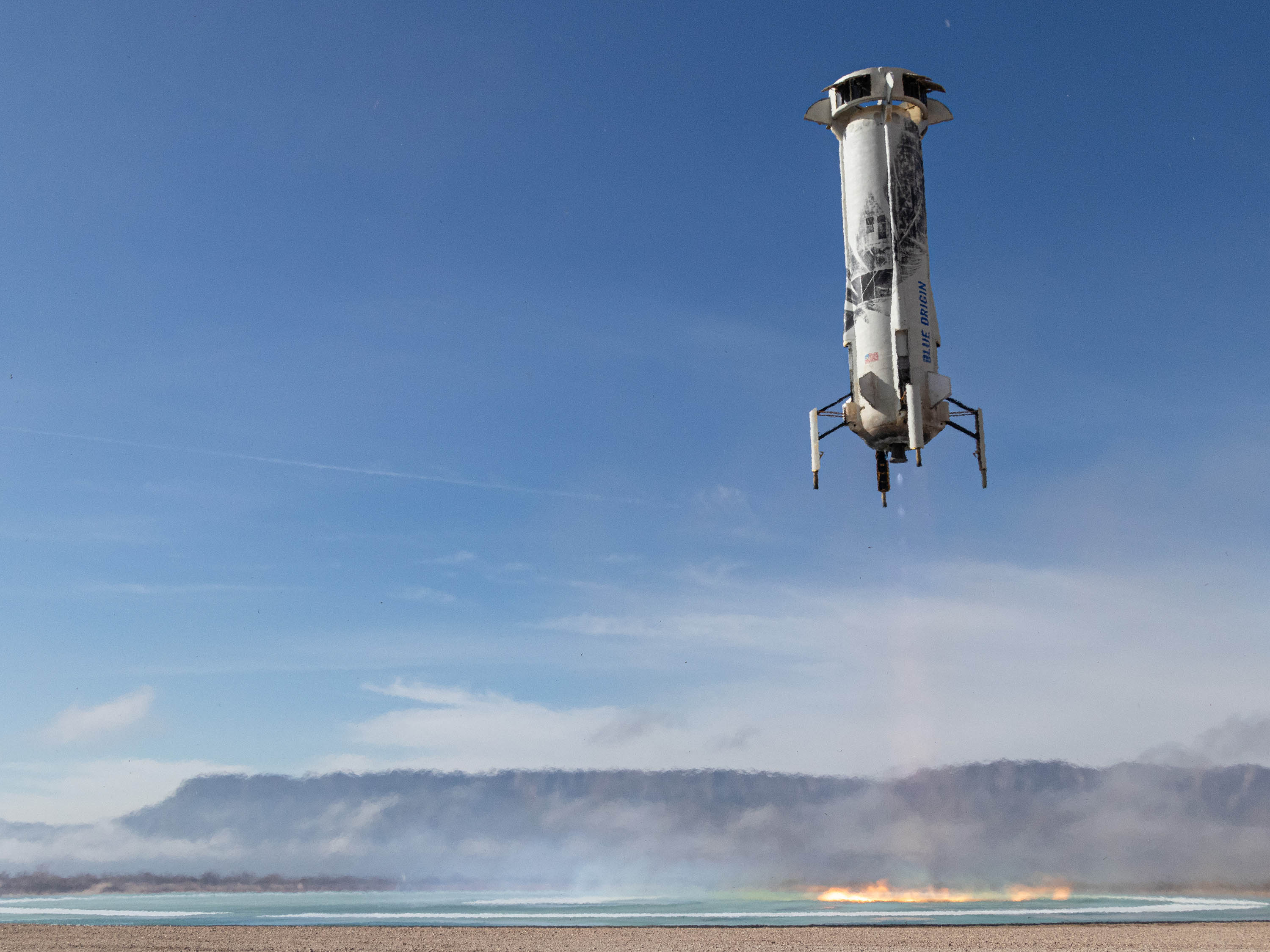 Max Q: Blue Origin launches a New Shepard and Rocket Lab officially opens U.S. launch site