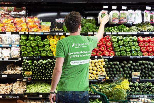 US online grocery sales hit record $7.2 billion in June