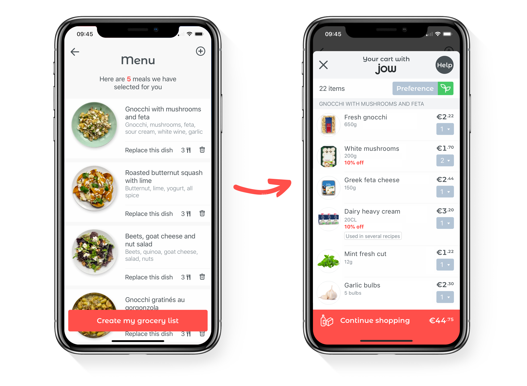French E Grocery App Jow Raises 7m Additional Funding Internet