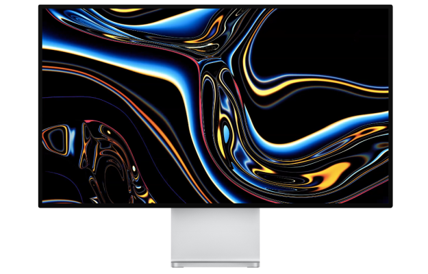 Apple: Use only our special cloth to clean the $1,000 coating on our $5,000 Pro Display