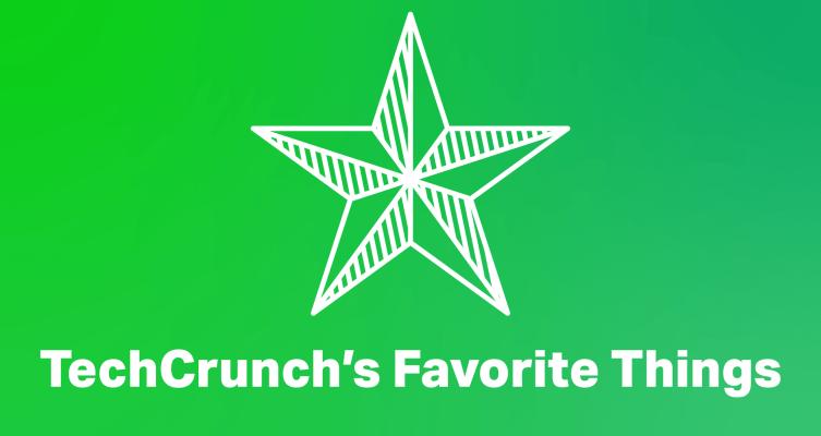 QnA VBage TechCrunch's Favorite Things of 2018