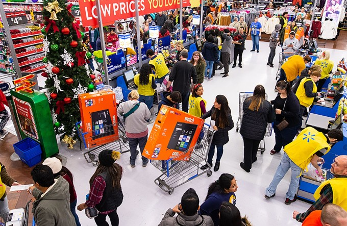 Walmart Tops Amazon As Most Downloaded Us Shopping App On Black Friday Techcrunch