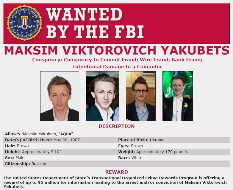 Justice Department Indicts Russian Hacking Group Over Alleged Bank Fraud