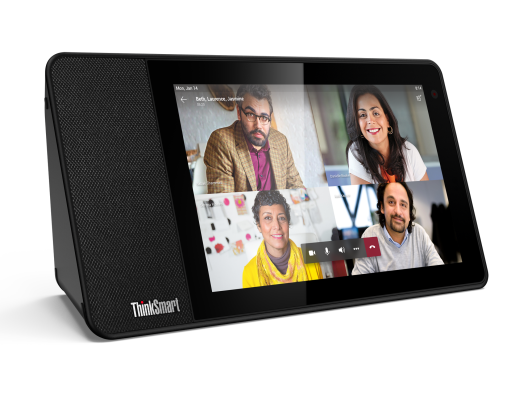 Lenovo is bringing smart displays to the office with a Microsoft Teams device