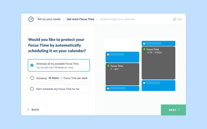 Clockwise, respaldado por Accel, lanza un asistente de inteligencia artificial para Google Calendar - TechCrunch 2