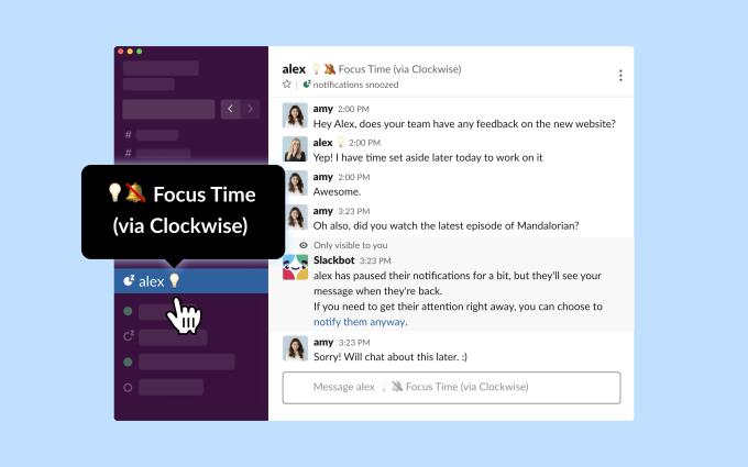 Clockwise, respaldado por Accel, lanza un asistente de inteligencia artificial para Google Calendar - TechCrunch 3