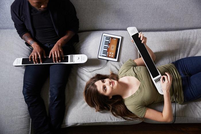 Las startups de hardware financiadas por crowdfunding están dando nueva vida a la creación musical - TechCrunch 4