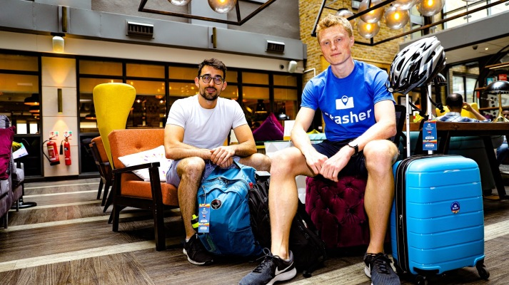Stasher, the luggage storage app for travellers, raises $2.5M additional funding