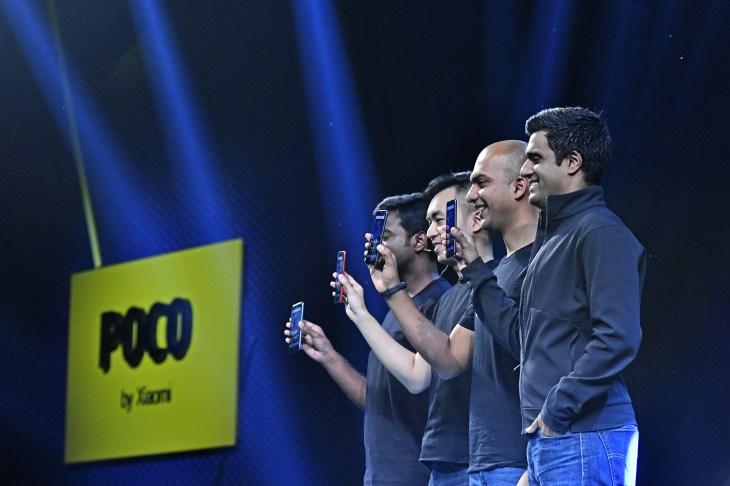 Xiaomi lanza nueva marca premium Poco en India