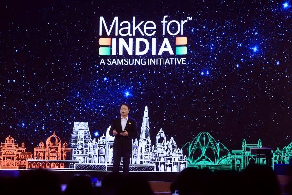 Samsung invests $500M to set up a smartphone display plant in India - TechCrunch