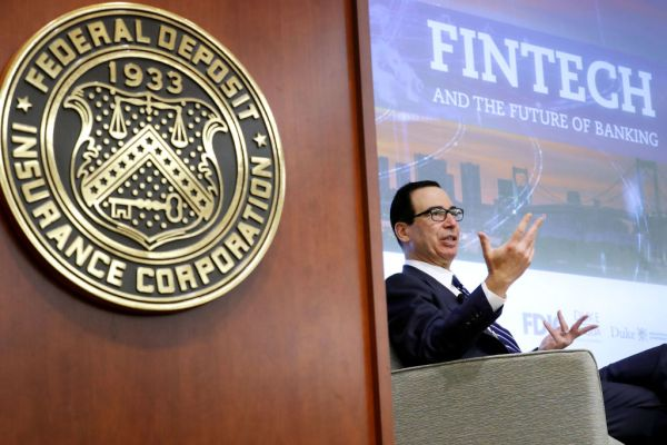 US regulators need to catch up with Europe on fintech innovation
