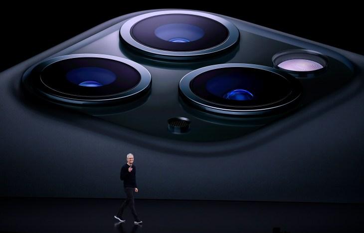 Apple presenta iPhone 11 y iPhone 11 Pro en la sede de Cupertino