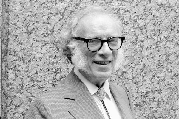 Reading Isaac Asimov at 100