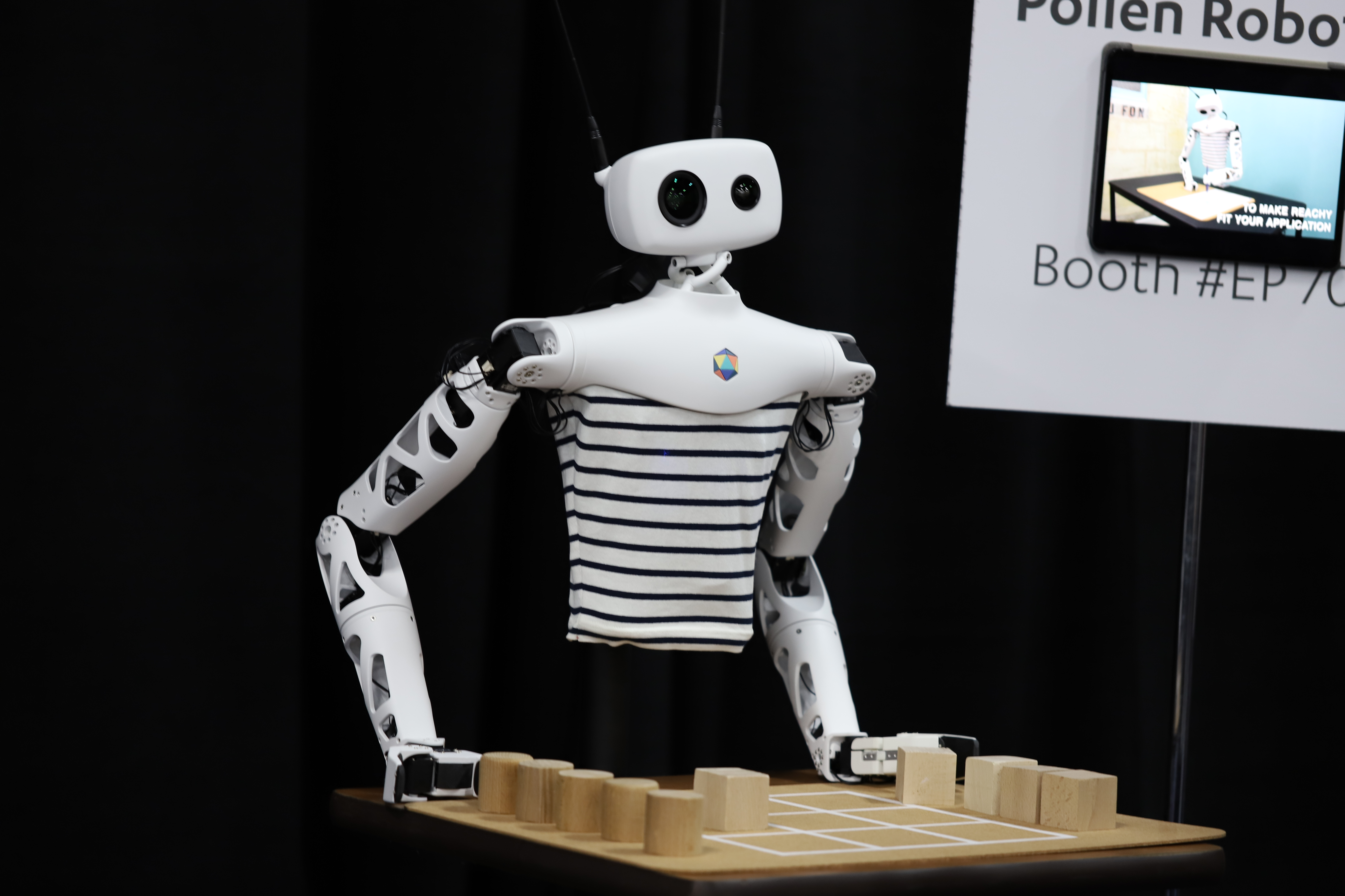 Pollen Robotics Is Selling A 17000 Robot Torso For