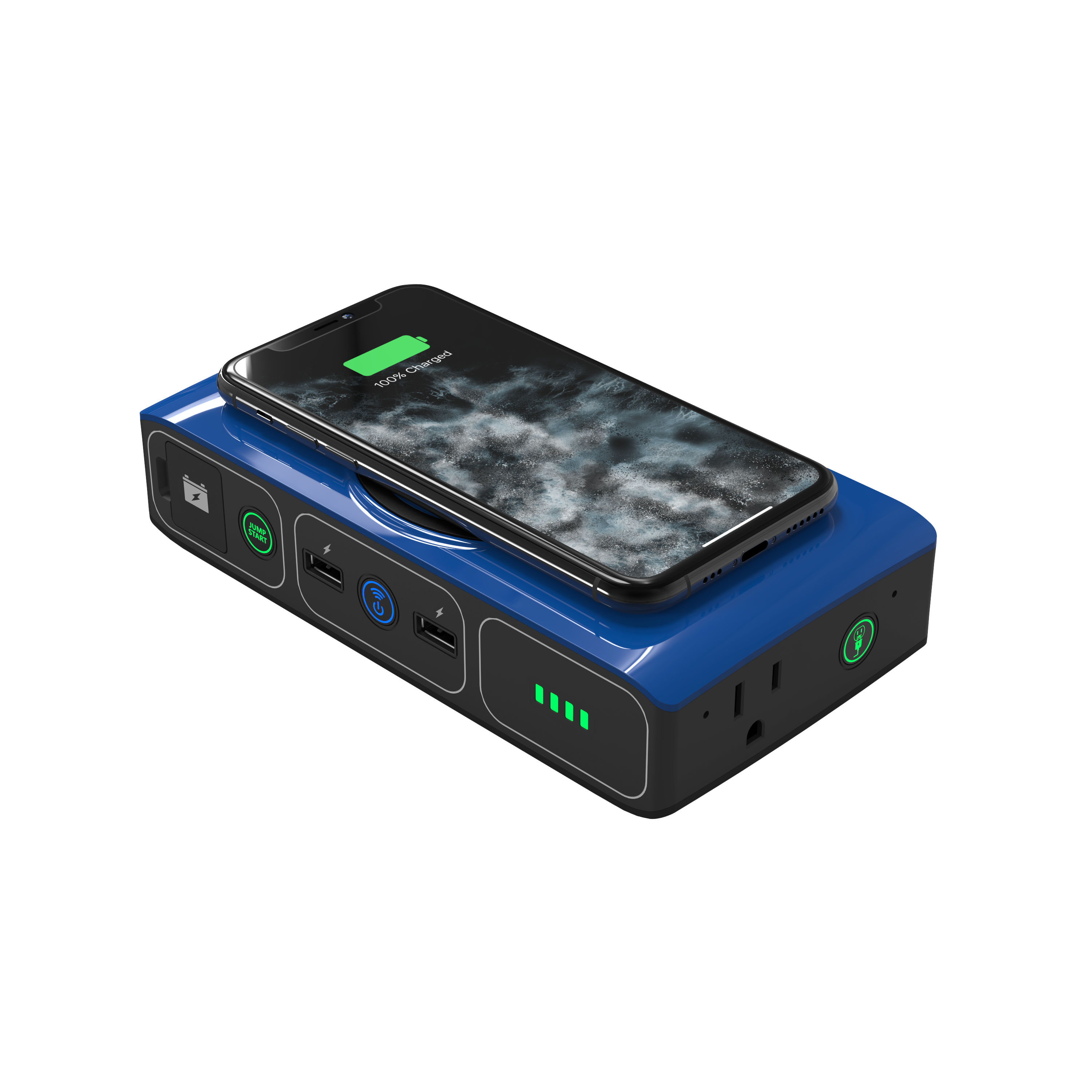 Mophie S Newest Battery Pack Ships With Jumper Cables To Start Your Car Internet Technology News