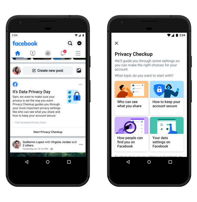 Privacy Checkup DPD Article Inline Image 626x642 @3x 1 - All users can now access Facebook's tool for controlling which apps and sites can share data for ad-targeting