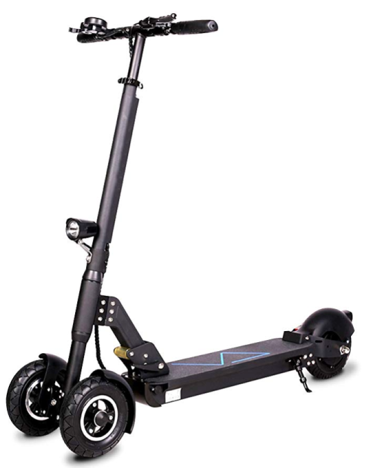 San Diego Rent Electric Scooter: Uber Kicks Off Adaptive Electric Scooter Pilot In SF
