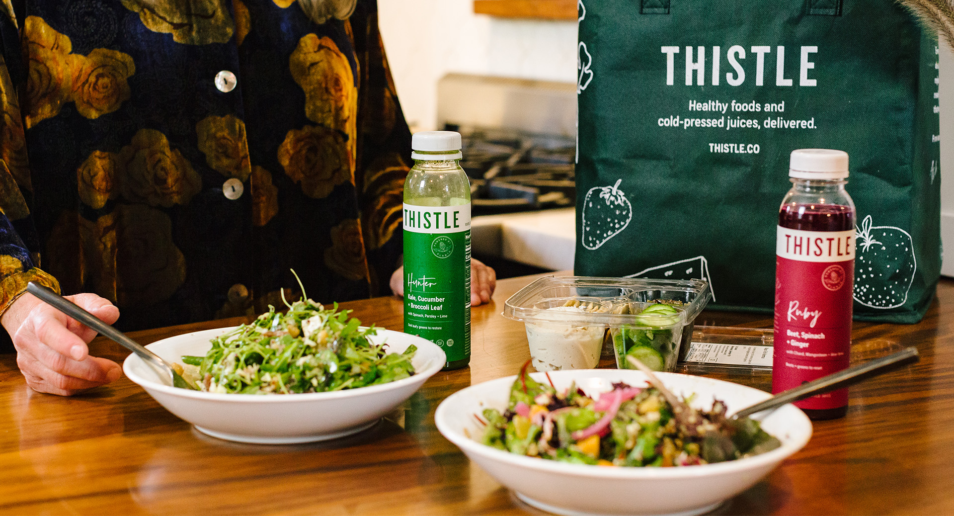 Diet autopilot Thistle raises $5M for health food subscriptions
