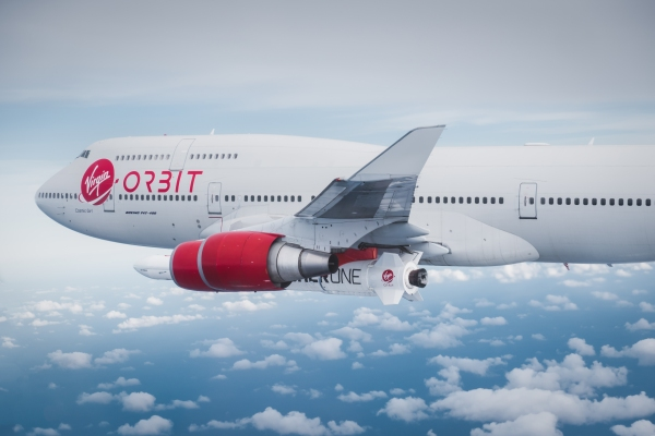 Here's what Virgin Orbit hopes to achieve with their first full orbital test launch on Sunday thumbnail