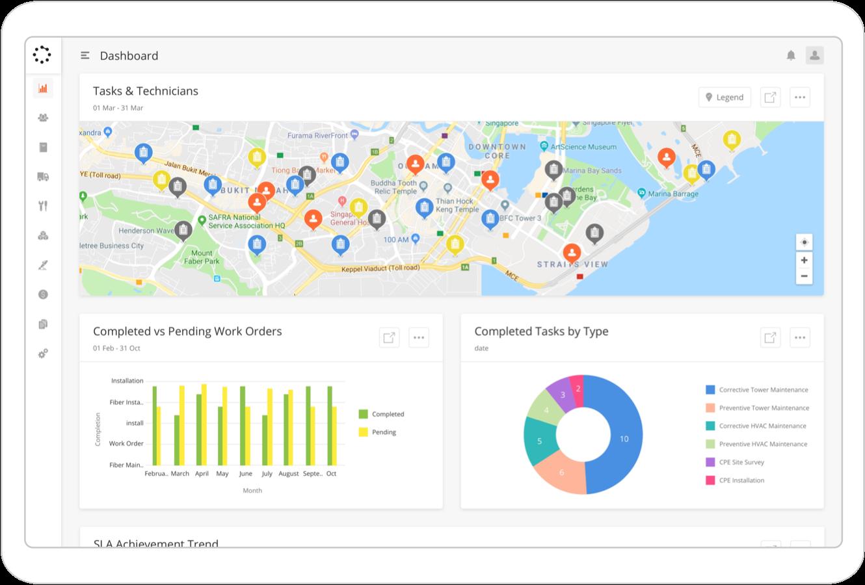 Zinier recauda $ 90 millones para automatizar la gestión de servicios de campo - TechCrunch 3