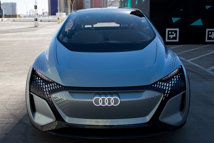 Image result for Audi Showcases the AI:ME Concept