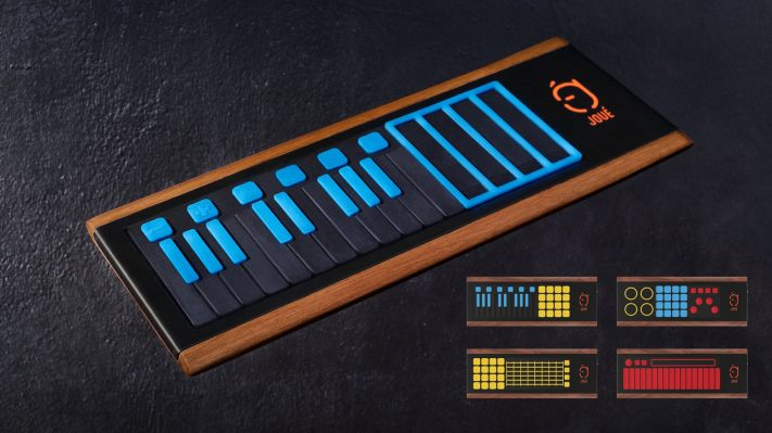 Crowdfunded hardware startups are breathing fresh life into music making