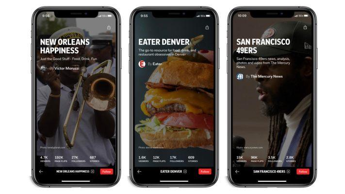 Flipboard expands into local news – TechCrunch
