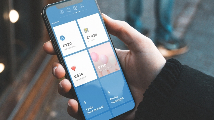 Lydia lets you donate to hospitals and charities