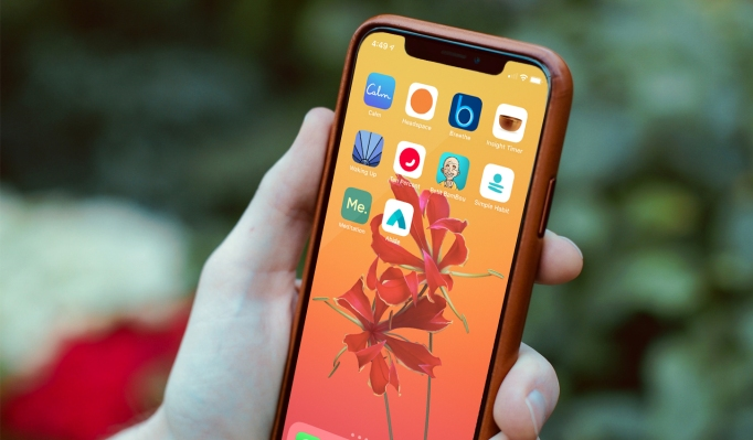Meditation apps 2019 revenue downloads